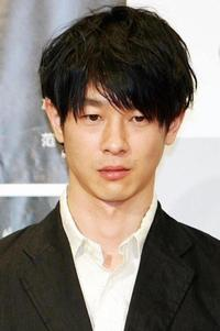Ryo Kase at the press conference of