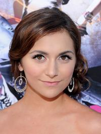 Alyson Stoner at the California premiere of