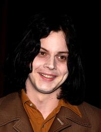 Jack White at the Words and Music of Cold Mountain benefit.
