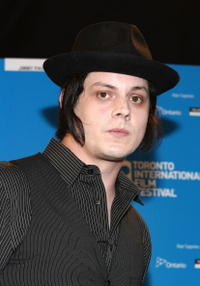Jack White at the 2008 Toronto International Film Festival.