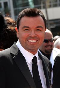 Seth MacFarlane at the 2009 Primetime Creative Arts Emmy Awards.