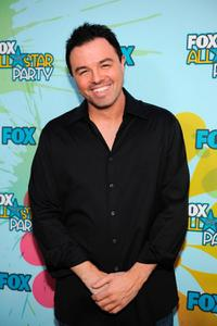 Seth MacFarlane at the 2009 FOX All-Star Party.