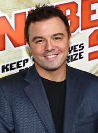 Seth MacFarlane at the premiere of