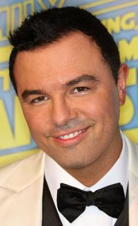 Seth MacFarlane at the Family Guy's