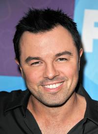 Seth MacFarlane at the premiere party of
