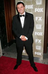 Seth MacFarlane at the FOX Emmy Party.