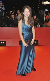 Anais Demoustier at the 60th Berlin International Film Festival.