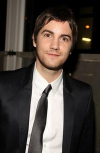 Jim Sturgess at the after party screening of