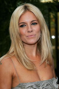 Sienna Miller at the Metropolitan Opera 2006-2007 season opening.