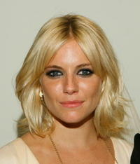 Sienna Miller at the SBFF opening night premiere of