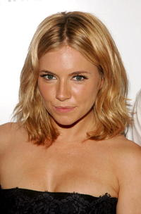 Sienna Miller at a special screening of