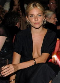 Sienna Miller at the 2007 Palm Springs International Film Fest Awards Gala - After Party.