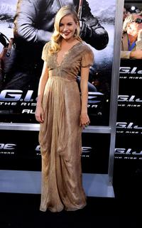 Sienna Miller at the special screening of