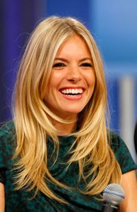 Sienna Miller at the BET's