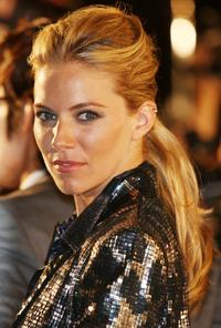 Sienna Miller at the Japan premiere of