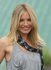 Sienna Miller at the photocall of