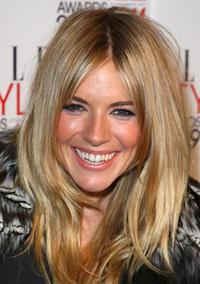 Sienna Miller at the Elle Style Awards 2009.