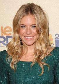 Sienna Miller at the 18th Annual MTV Movie Awards.