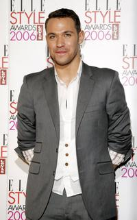 Will Young at the ELLE Style Awards 2006.