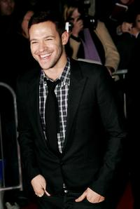 Will Young at the tenth Annual British Independent Film Awards.