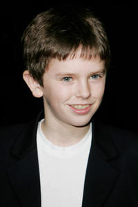 Freddie Highmore at the British Academy Children's Film & Television Awards 2005 in London.