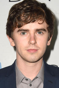 Freddie Highmore at the Autism Speaks, Into The Blue Gala in Los Angeles.