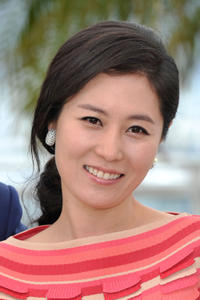 Moon So-ri at the photocall of