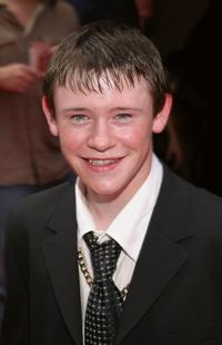 Devon Murray at the premiere of