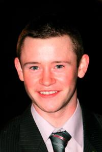 Devon Murray at the world premiere of