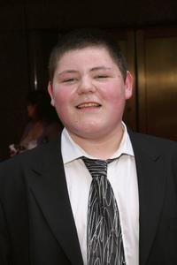 Jamie Waylett at the premiere of