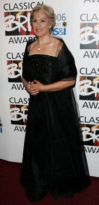 Kiri Te Kanawa at the Classical Brit Awards 2006.