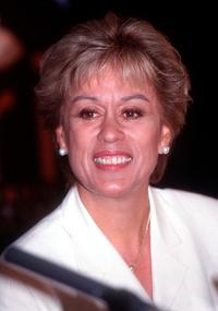 Kiri Te Kanawa at the media conference in Sydney.