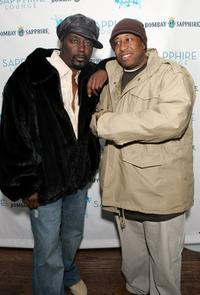 Big Daddy Kane and DJ Premier at the Inspired By Music at Sapphire Lounge.