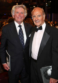 Gary Hart and George McGovern at the 36th AFI Life Achievement Award.
