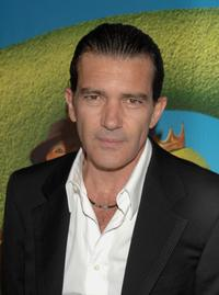 Antonio Banderas at the of premiere of