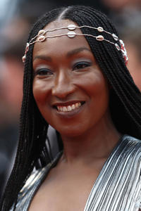 Nadege Beausson-Diagne at the screening of