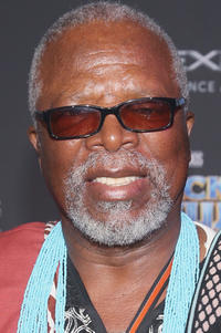 John Kani at the world premiere of