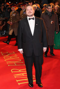 Nicolas Bro at the UK premiere of