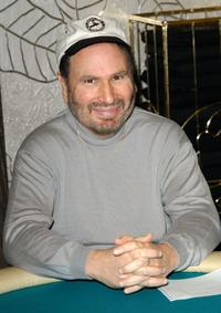 Gabe Kaplan at the Celebrities and Pros Match Skills As World Poker Tour Hits Los Angeles.