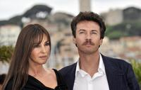 Monica Bellucci and Alessio Boni at the photocall of