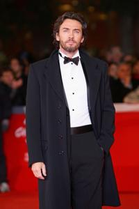 Alessio Boni at the 4th Rome International Film Festival.