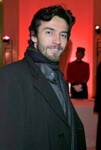 Alessio Boni at the Cartier Spring Party.
