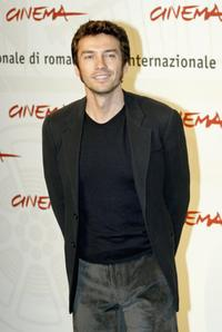 Alessio Boni at the photocall of