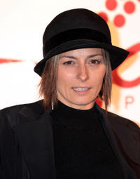 Lidia Vitale at the Ciak Party during the 4th International Rome Film Festival.