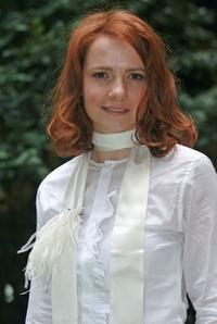Camilla Filippi at the photocall of