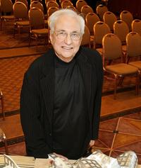 A File photo of Actor Frank Gehry, Dated February 11, 2006.