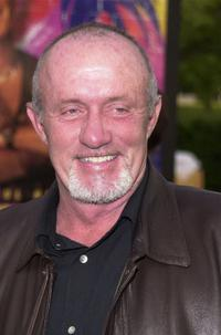 Jonathan Banks at the premiere of