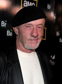 Jonathan Banks at the premiere