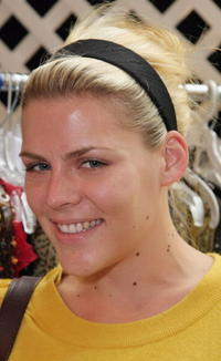 Busy Philipps at the Billion Dollar Babes Premiere Design Sample Sale.