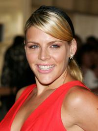 Busy Philipps at the opening of